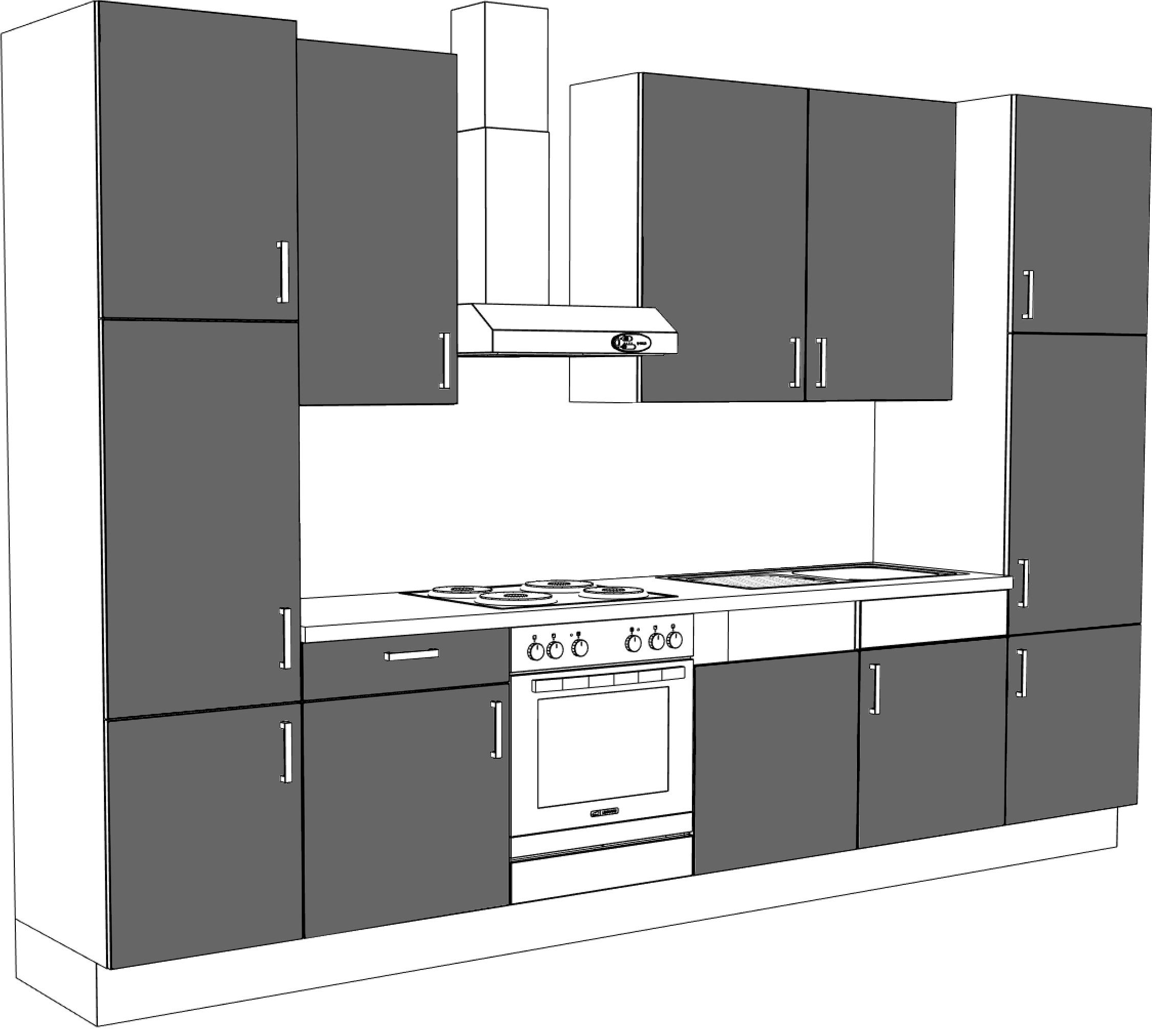 Küchen Fronten