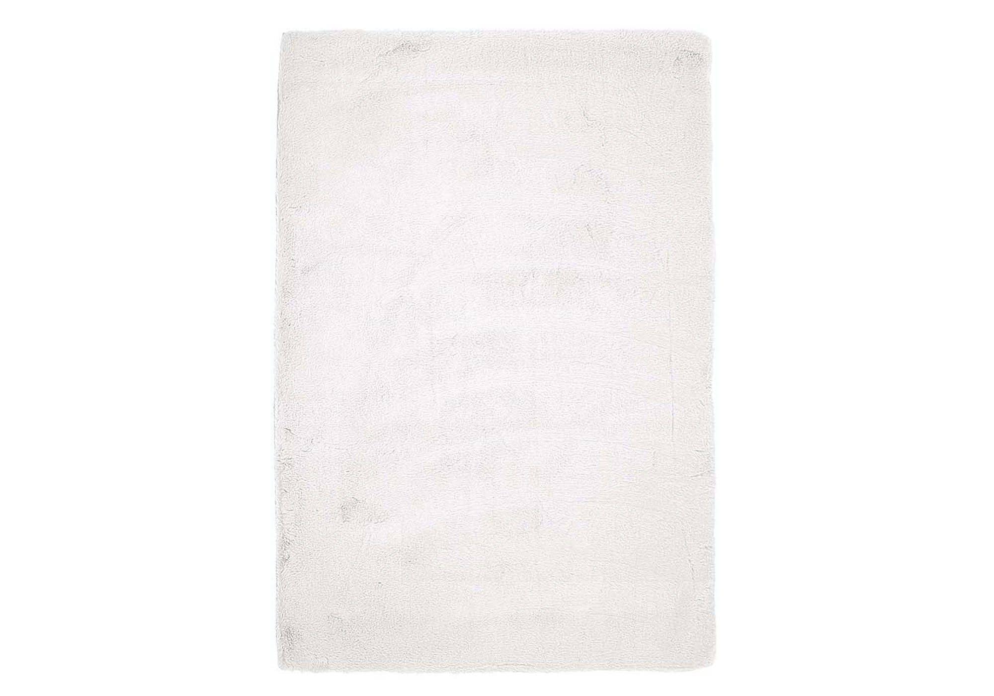 Hochflor-Teppich natur 160 x 230 cm - Soft Touch 900